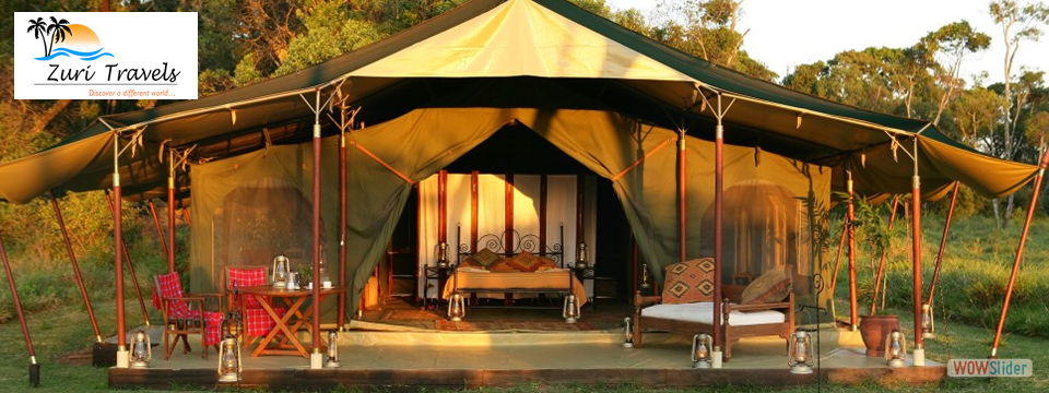 LUXURY CAMPING SAFARI